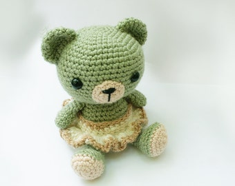 Amigurumi Free Patterns Bear : Cute koala amigurumi crochet pattern pdf from diyfluffies on etsy studio