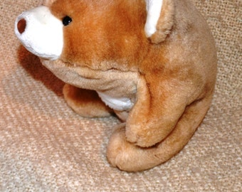 SNUFFLES  GUND   1980 Vintage  TAN  Mint... Never Used...Plush  I Have 2 exactly the same.