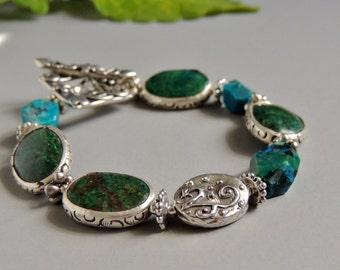 sale - 40% off  Artisan Jewelry, Silver Bezels, Bezel Set Stones, Artisan Silver, Urban Chic, Southwest Style, Statement Jewelry