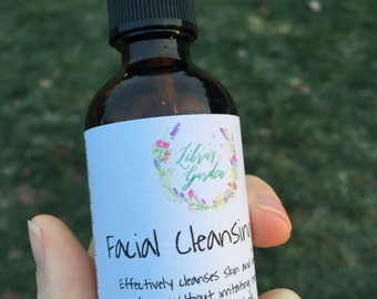 Facial Cleansing Oil