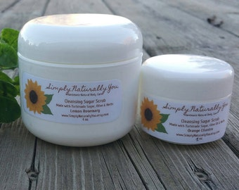 Cream Hand and Body Cream. Thick, Non-Greasy Lotion. Skin Loving Oils! Over 40 Scents to Choose From. Handmade in Small Batches.