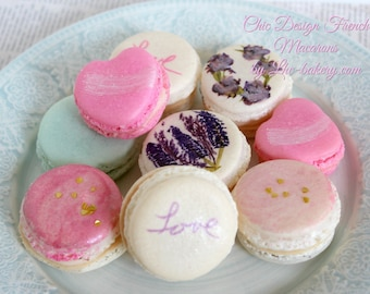 Chic Designs Macarons by Little Hope Cakes