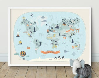 Playroom map etsy gumiabroncs Image collections