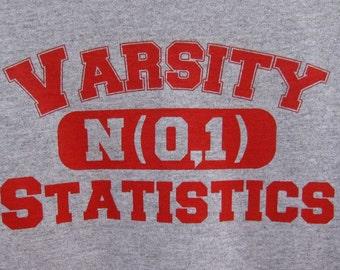 Varsity Statistics T-Shirt