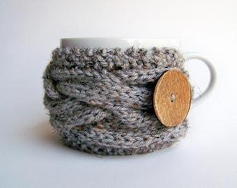 Coffee Mug Cozy, Coffee Cozy, Coffee Cup Cozy, Coffee Cup Sleeve, Coffee Sleeve, Tea Cozy, Coffee Decor, Coffee Gifts, Hygge Decor