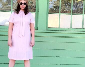 bubblegum 60s mod plus size dress - SZ 12/14/16/18