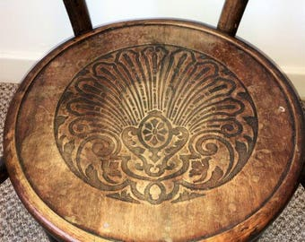 Child's Bentwood Chair – 1910