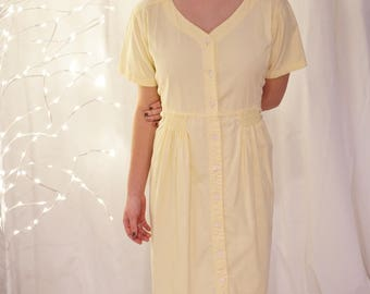 Vintage 1980's Casual dress