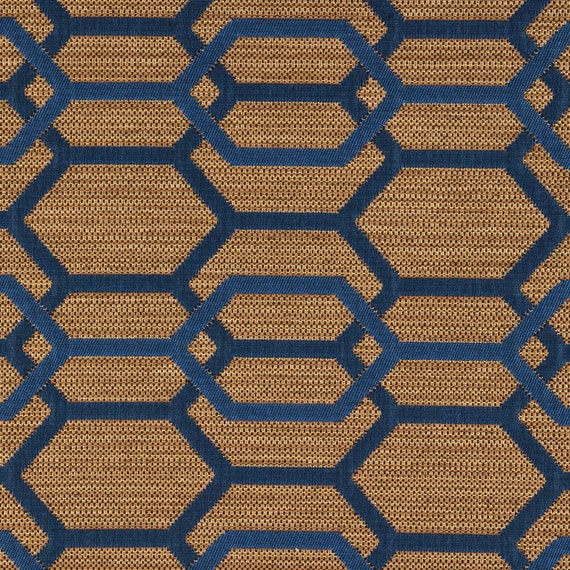 Ordinaire Navy Blue Geometric Upholstery Fabric   Dark Blue Furniture Fabric Kitchen  Chair   Navy Geometric Home Decor   Fabric Stores Online From  PopDecorFabrics On ...