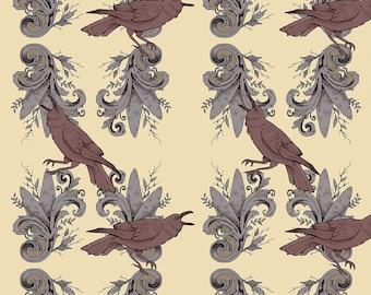 Fall Crow Print