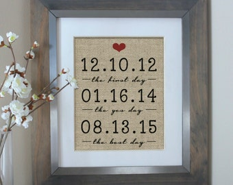 personalized wedding anniversary gifts for husband