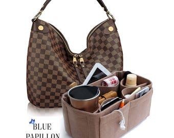 Duomo hobo handbag organizer, louis vuitton duomo hobo, bag purse organizer, duomo hobo purse insert, lv duomo hobo felt organizer, handbag