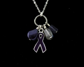Domestic Violence Awareness Necklace