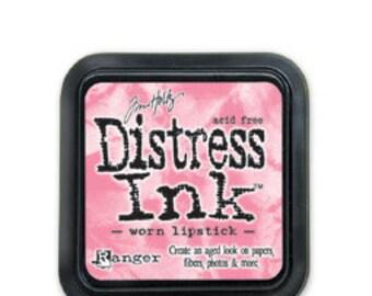 Tim Holtz Distress Ink-Worn Lipstick