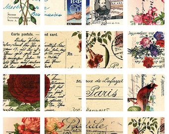 Rose Collage~ 72367S - Ceramic Waterslide Decal - Enamel Decal - Fusible Decal - 72367S