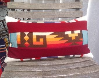 Sunrise Sunset Bold Splash Pillow