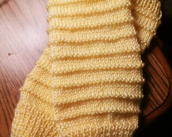 Sun shine arm warmers pattern