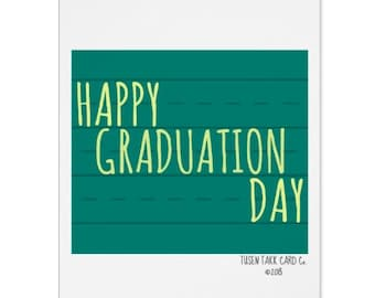 Congrats Graduation Card College Graduate High School