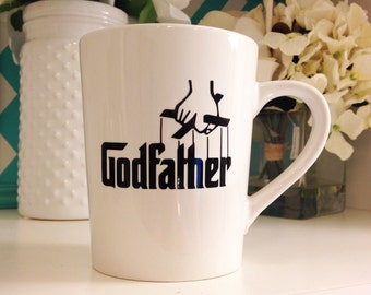 Godfather Mug, Godfather EASTER SALE