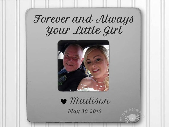 Father of the Bride Gift Thank you Wedding Gift Father of the