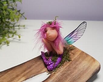 Incense Burner, censer, fairy, dreamy fairy, fantasy, forest, home decor,