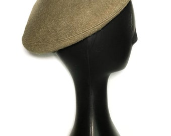 1960s wool green beret