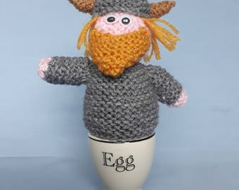 Viking Egg Cosy