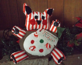 Peppermint Candy CookyCat