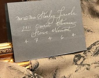 Wedding Envelope Calligraphy