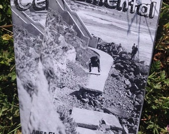 Cemental Skate Zine Issue #8