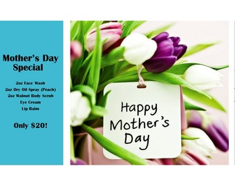 Organic Mother's Day Set