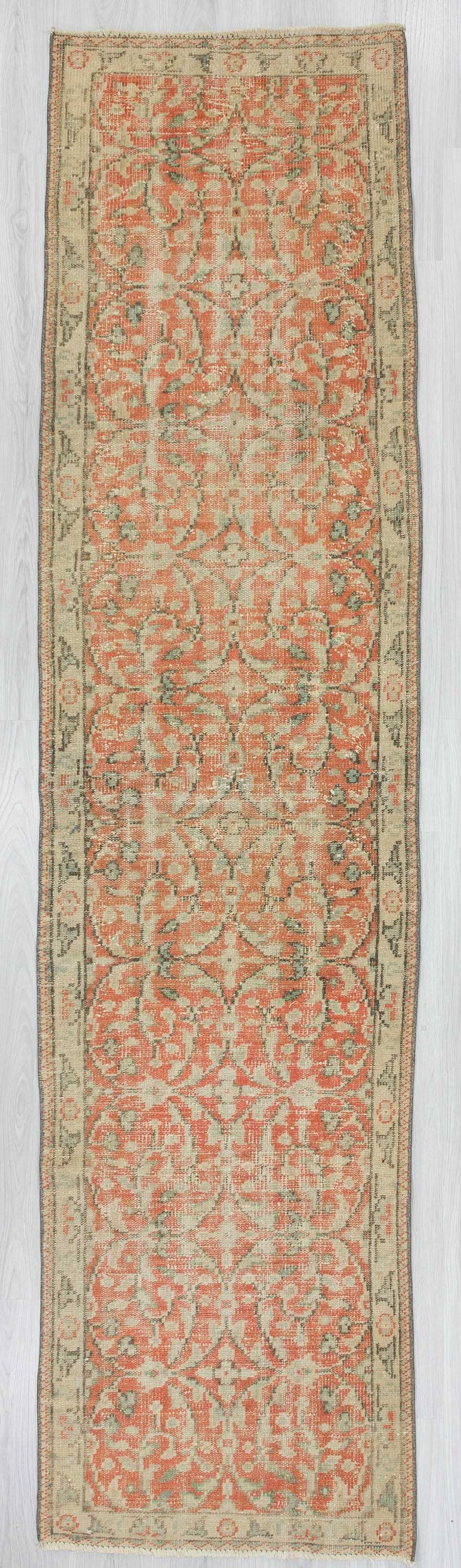 runners moms kitchen turkish rugs hallway rug fullxfull gift beige runner distressed listing washed il out