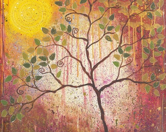 Tree of Time, Reproduction/Print
