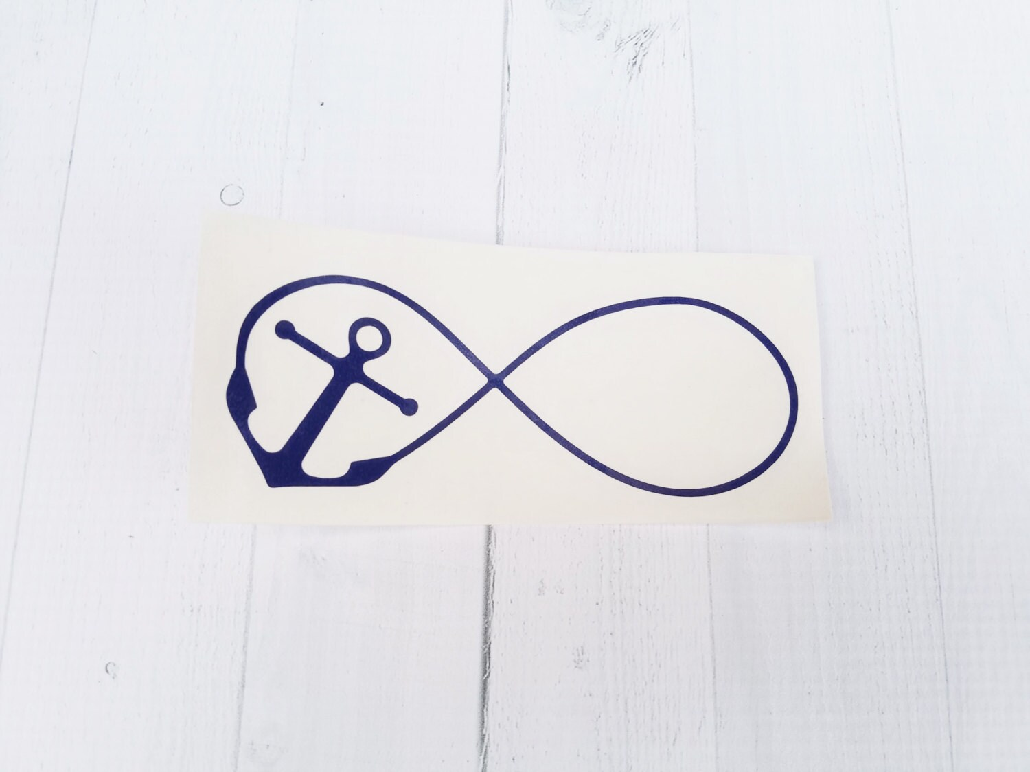 Infinity anchor decal infinity decal anchor decal anchor zoom buycottarizona Images