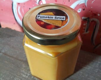 8 Oz Pumpkin Spice Scented Candle