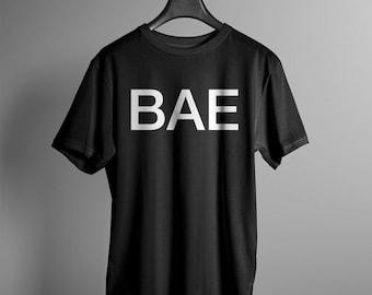 BAE Men's T-Shirt Humour Tee Love Girl Boy Girlfriend Boyfriend Couples Lovers