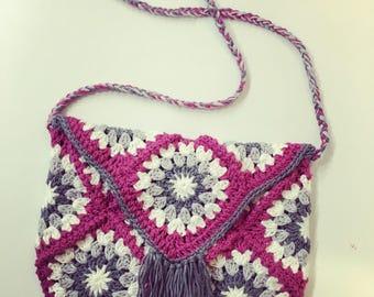 Boho Tassel Bag