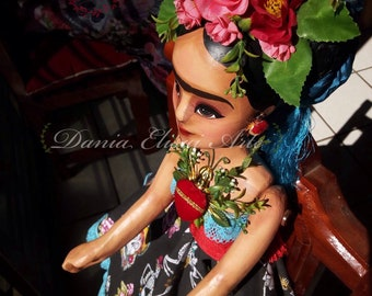 Frida Doll, Dania Elisai Arte