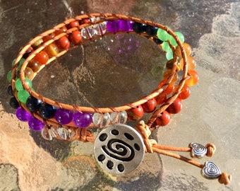 Chakra Healing HippieWrap