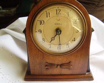 Vintage TELECHRON Electric Clock/For PARTS/RESTORE/1920's