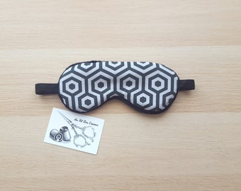 Sleep mask / / sleep mask / / sleep accessory / / gray sleep - hive accessory