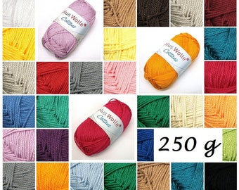 250 g Cottani (46,00EUR/kg) of plus wool cotton Babywolle