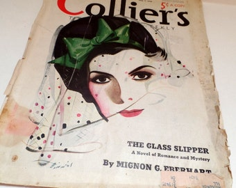 May 1938 Colliers Magazine