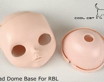 Blythe(RBL)Head Dome Base  / DIY