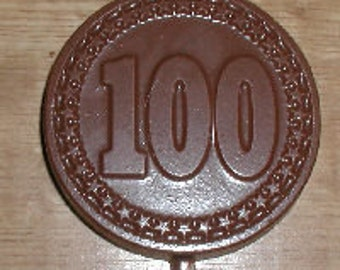 100 Lolly Chocolate Mold