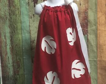 Lilo inspired dress, Lilo Dress, Pillowcase Lilo dress