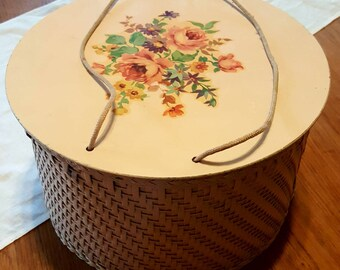 Sewing Notions Basket