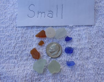 Real Sea Glass from Hawaii; many colors. Rare Sea Glass; Beach Sea Glass; Genuine Sea Glass
