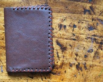 Vintage Wallet -Simple Leather Wallet