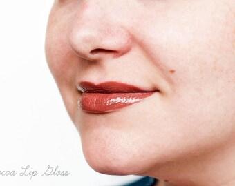 Natural Lip Gloss ~Cocoa~